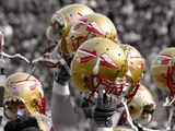 Florida State University - Florida State Football Helmets