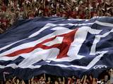 University of Arizona - Fans Fly Arizona Flag