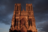 Reims Cathedral France west front