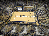 University of Pittsburgh - Overhead Pitt Basketball