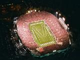 University of Arkansas - War Memorial Stadium Aerial