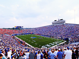 University of Memphis - Fans Fill Liberty Bowl Memorial Stadium