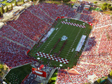 California State University  Fresno - Aerial View of Bulldog Stadium