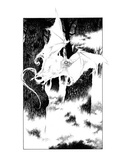 Bat Spectre (Revenge of the Vampire  Illustration no 03)