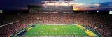 Louisiana State University - LSU vs Florida: 2007 Panorama