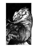 Basilisk (Revenge of the Vampire  Illustration no 13)