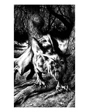 Werewolf (Revenge of the Vampire  Illustration no 05)