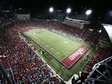 University of Cincinnati - Nippert Stadium  the Home of Bearcat Football