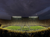 University of Michigan - Michigan vs Notre Dame under the Lights