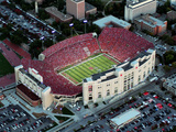 University of Nebraska - Aerial View of Memorial Stadium