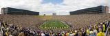 University of Michigan - Michigan Stadium on Game Day Panorama