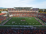 Oregon State University - Reser Stadium on Game Day