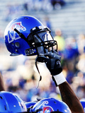 University of Memphis - Memphis Tigers Football Helmet