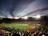 University of Illinois - Sunset at the 2008 Rose Bowl