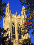 Duke University - Fall Frames Duke Chapel Top