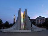 Purdue University - Engineering Fountain
