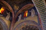 Ravenna Italy Mausoleo Di Galla Placidia