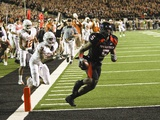 Texas Tech University - Michael Crabtree's Winning Touchdown