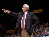 University of Arizona - Coach Lute Olson  Arizona Legend