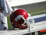 University of Arkansas - Razorback Helmet