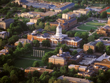 University of Missouri - Aerial View of Francis Quad