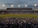 University of Kentucky - Commonwealth Stadium under the Lights