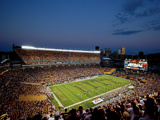 University of Pittsburgh - Heinz Field at Dusk