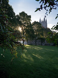 Boston College - Bapst Library