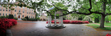 University of North Carolina - The Old Well in the Spring Panorama