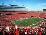 University of Nebraska - Kick Off at Memorial Stadium