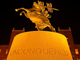 Florida State University - UNConquered Statue at FSU