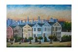 Victorian Houses - Seven Sisters San Francisco