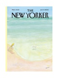 The New Yorker Cover - July 17  2000