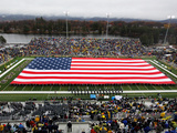 Army (West Point) - American Flag Spans Michie Stadium