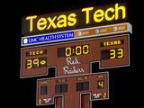 Texas Tech University - Texas Tech 39  Texas 33- November 1  2008