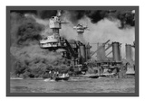 The Uss West Virginia at Pearl Harbor