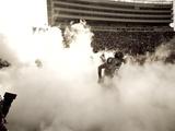 Texas Tech University - Raiders Emerge from the Fog