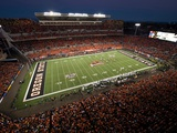 Oregon State University - Night Game at Reser Stadium