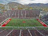 University of Utah - Your Name or Unique Message on the Field at Rice-Eccles Stadium