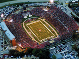 University of Missouri - Aerial View of Missouri's Memorial Stadium