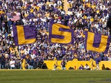 Louisiana State University - LSU Flags