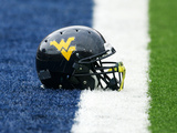 West Virginia University - West Virginia Helmet