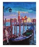 Venice from San Marco to San Giorgio Maggiore