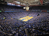 University of Kentucky - Kentucky Wildcats Rupp Arena Wall Mural