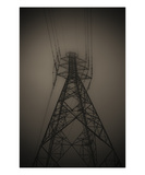 Power Pylon in Fog