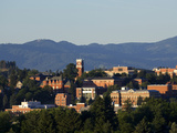 Washington State University - A View of WSU in the Rolling Hills