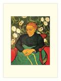 La Berceuse (Augustine Roulin)