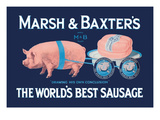 Marsh and Baxter&#39;s World&#39;s Best Sausage
