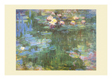 Waterlilies  1918
