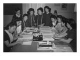 Mrs Ryie Yoshizawa  Teacher of Fashion and Designing